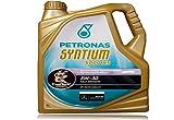 PETRONAS Syntium 5000 XS - Aceite sintético para motor, 5W30, 5 l
