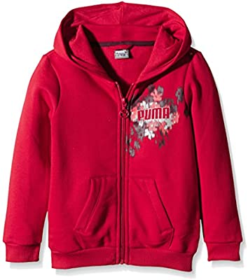 Puma Fun IND Graphic Hooded Sweat t - Sudadera con capucha para niña