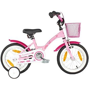 Ridgeback Honey 14 Inch Wheel Girl S Bike 2016 Pink Amazon Co