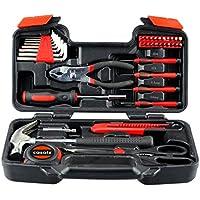 Casals HH39 - Set herramientas 39 piezas (puntas de atornillar, llaves hexagonales, destornilladores