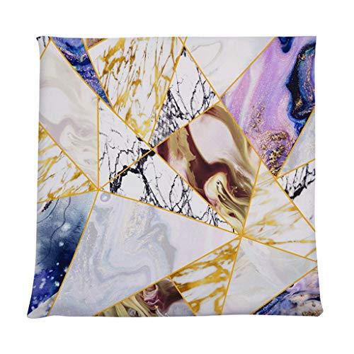 OKEYsoe Sitzkissen aus Polyester, weich, Schaumstoff, 40 x 40 x 4 cm F -