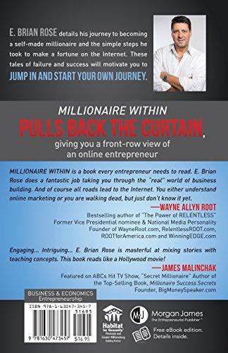 Millionaire Within: Untold Stories from the Internet Underworld