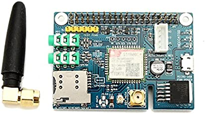 HITSAN SIM800C GPRS GSM Module Development Board With SMA Antenna For Raspberry Pi One Piece