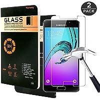Samsung J5 Pellicola Protettiva,Nakeey Vetro Temperato Pellicola