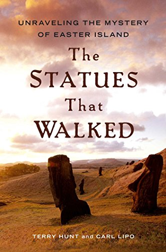 The Statues that Walked: Unraveling the Mystery of Easter Island (English Edition) - Island Statue