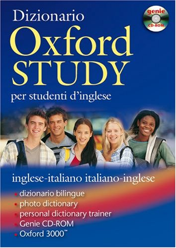 Oxford study. Dictionary-Personal dictionary train. Con CD-ROM
