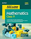 CBSE All In One Mathematics Class 9 for 2021 Exam