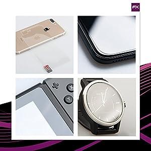 atFoliX Sigma Pure GPS Película Vidrio - FX-Hybrid-Glass 9H Lámina Protectora de plástico Cristal - Mejor Que el Cristal Original a Prueba de Balas