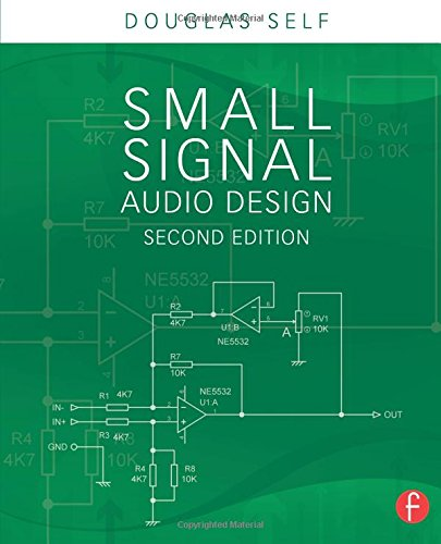 Small Signal Audio Design por Douglas Self