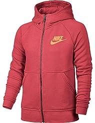 Nike g NSW Mdrn FZ GFX sweat-shirt pour fille