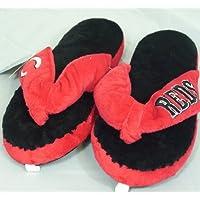 Cincinnati Reds MLB Flip Flop Thong Slippers