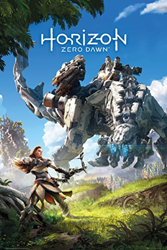 gb-eye-ltd-horizon-zero-dawn-key-art-maxi-poster