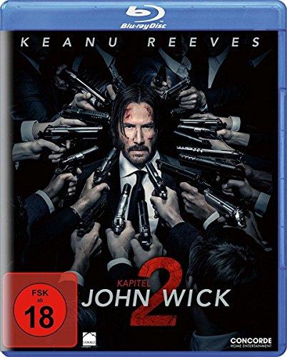Bild von John Wick: Kapitel 2 [Blu-ray]