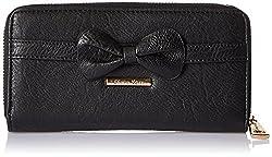 Diana Korr Womens Wallet (Black) (DKW18BLK)