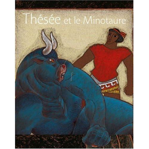 Thésée et le Minotaure