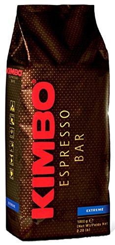 KIMBO Extreme Espressobohnen 1 Karton (6 x 1000g)