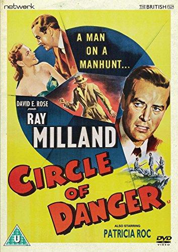 Circle of Danger [DVD] [UK Import]
