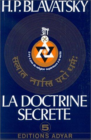 La doctrine secrète, tome 5 : Miscellanées par Helena Petrovna Blavatsky