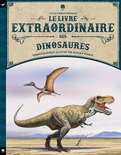 Le livre extraordinaire des dinosaures