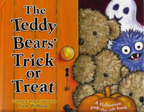 The teddy bears' trick or treat