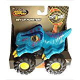 Road Rippers Rev-up Monsters Blue Dino