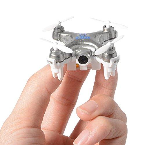 Cheerson CX-10W 2.4G 4CH 6 Achse iOS / Android App Wifi-Fernbedienung RC FPV Echtzeit Video Mini Quadcopter Hubschrauber Drone UFO mit 0.3MP HD Kamera RC196 - 8