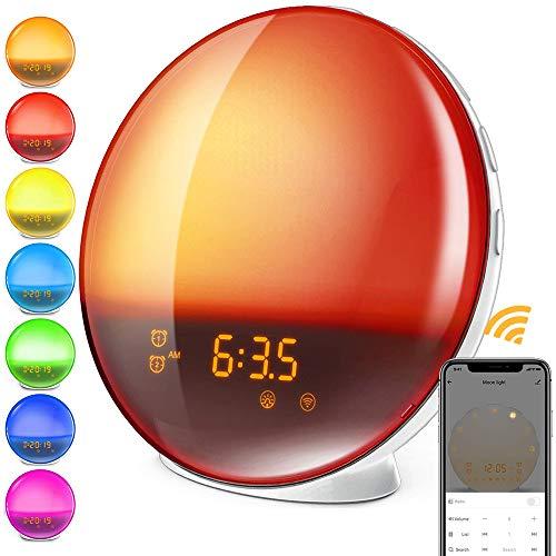 LK-HOME Control Voz aplicación Inteligente Luces