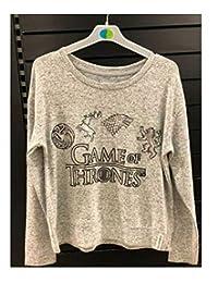 Primark - Camiseta de tirantes para mujer, color gris