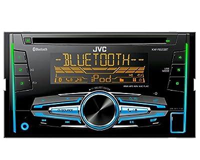 JVC KW-R920BT Autoradios Bluetooth, en Façade par JVC