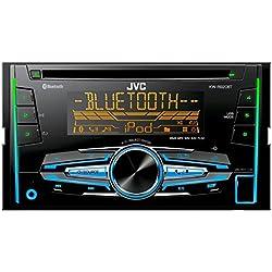 JVC KW-R920BT Autoradios Bluetooth, en Façade