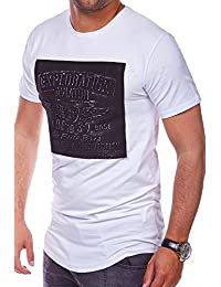 MT Styles Oversize T-Shirt FORCE manches courtes - homme - RS-936
