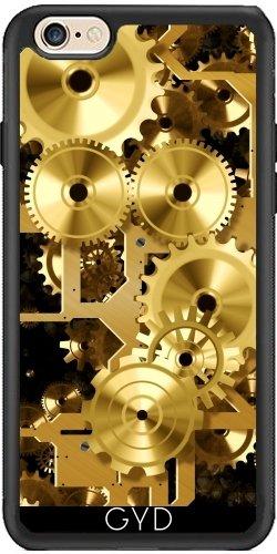 SilikonHülle für Iphone 6/6S - Uhrwerk by Grab My Art Silicone