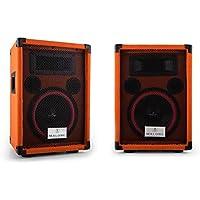 """Malone Beatamine-C Altavoces PA 20cm 8"""" 150W RMS. Naranja"""