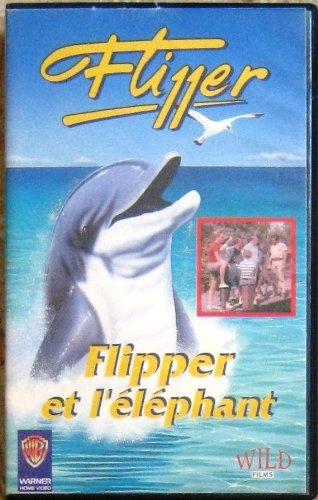 Flipper Le Dauphin : Flipper Et L'éléphant - VHS