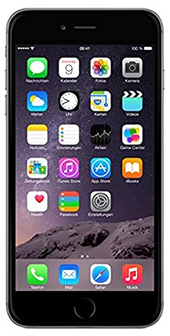 Apple iPhone 6 Plus Smartphone (5,5 Zoll (14 cm) Touch-Display,