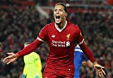 Import Posters Liverpool FC - Virgil Van Dijk - Football