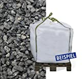 Basaltsplitt Eifelschwarz 8-–11mm 600kg Big Bag