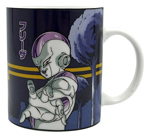 AbyStyle - Mug Dragon Ball - Freezer VS Goku 320ml - 3700789207245