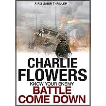 Battle Come Down (Riz Sabir Thriller Book 4)