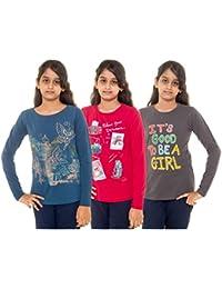 Menthol Girls Full Sleeve Combo (Pack of 3)