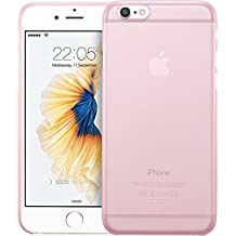 iPhone 6 / 6s Funda, ESR Ultrafina Carcasa para Apple iPhone 6 / iPhone 6s - Rosado