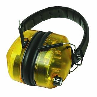 Silverline 659862 – Orejeras electrónicas SNR 30 dB (SNR 30 dB)