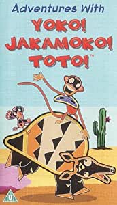 Yoko! Jakamoko! Toto! - Adventures with Yoko! Jakamoko! Toto! [VHS]