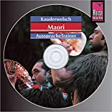 Reise Know-How Kauderwelsch AusspracheTrainer Maori (Audio-CD): Kauderwelsch-CD