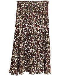 moda firmata b3454 5c4e5 Amazon.it: zara - Gonne / Donna: Abbigliamento