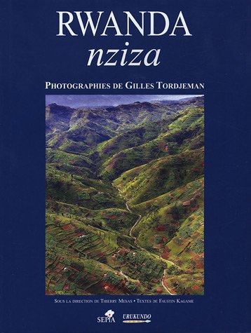 RWANDA par TORDJEMAN GILLE/MESAS THIERRY