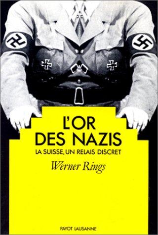 L'or des nazis