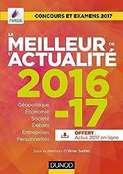 Le meilleur de l'actualité 2016-17 - Concours et examens 2017