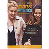 MISTRESS AMERICA DVD RENTAL EXCLUSIVE