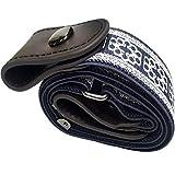 Cinturón de cintura para mujer, cómodo y suave, elástico, sin hebillas, cinturón para Navidad y otros regalos de festival, disfraz para mujer Tamaño libre #6